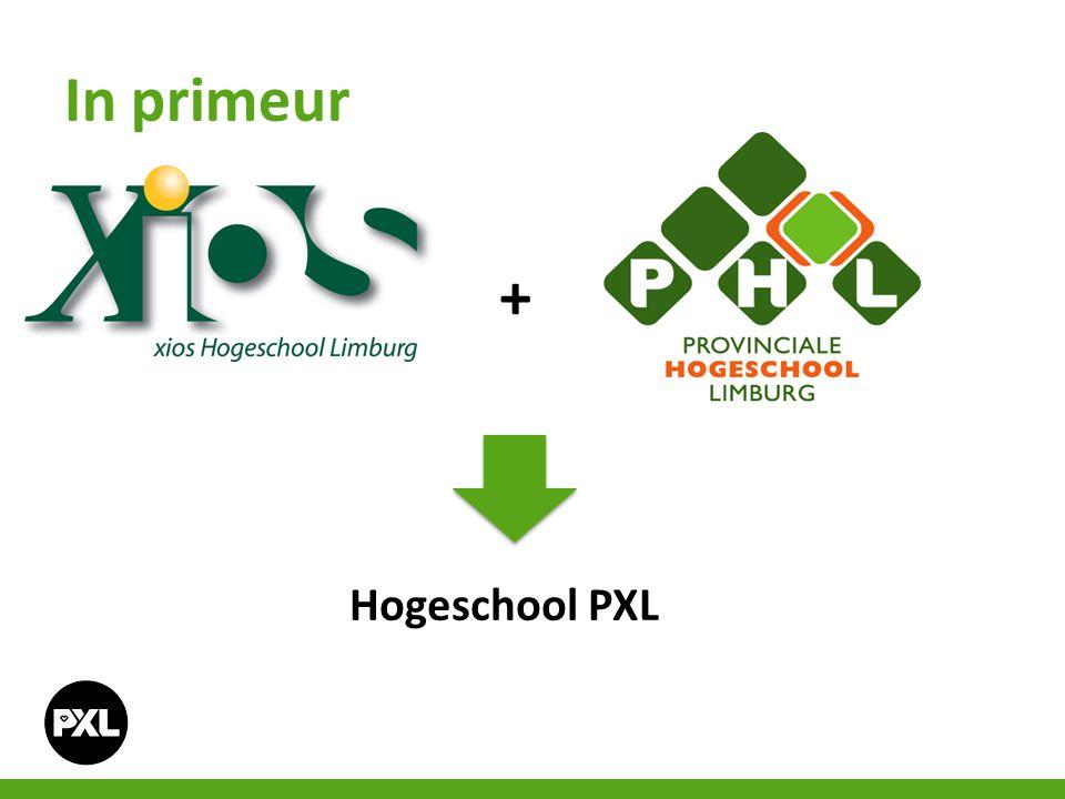 In primeur + Hogeschool PXL