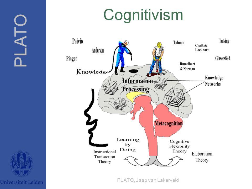 PLATO PLATO, Jaap van Lakerveld Cognitivism