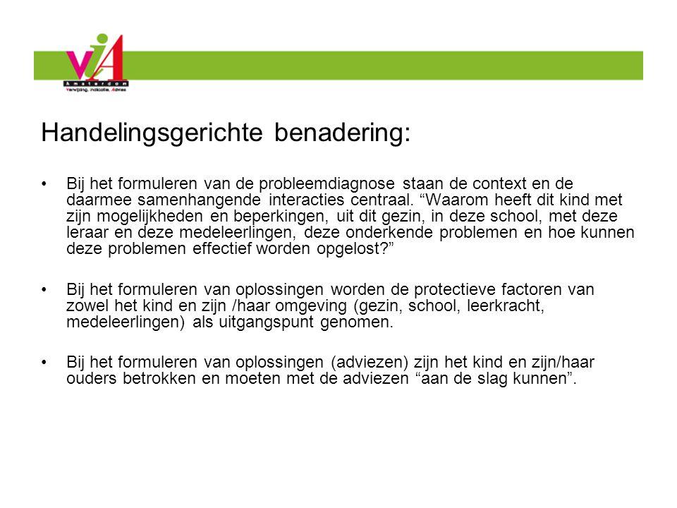 Vaste deelnemers: Directie Intern begeleider Schoolarts Schoolmaatschappelijk werk Leerplichtambtenaar Belangrijk: Wie leidt het ZBO?
