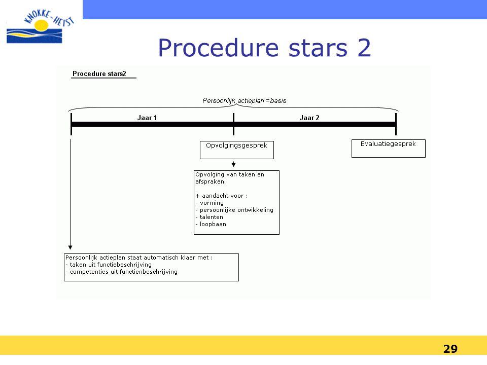 29 Procedure stars 2