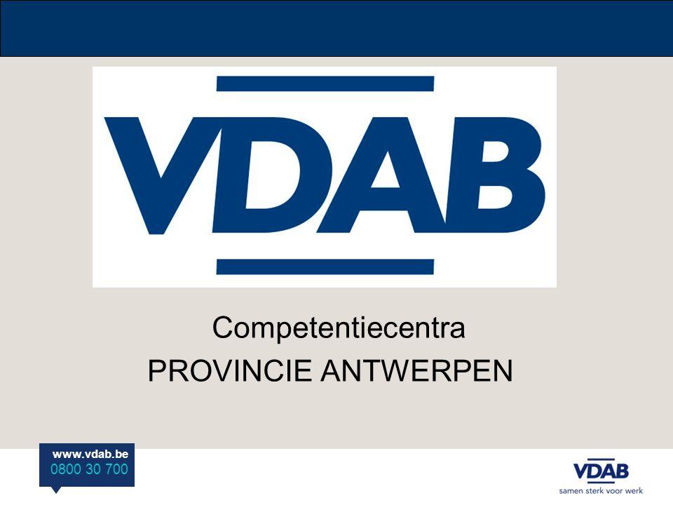 www.vdab.be 0800 30 700 Regio Turnhout