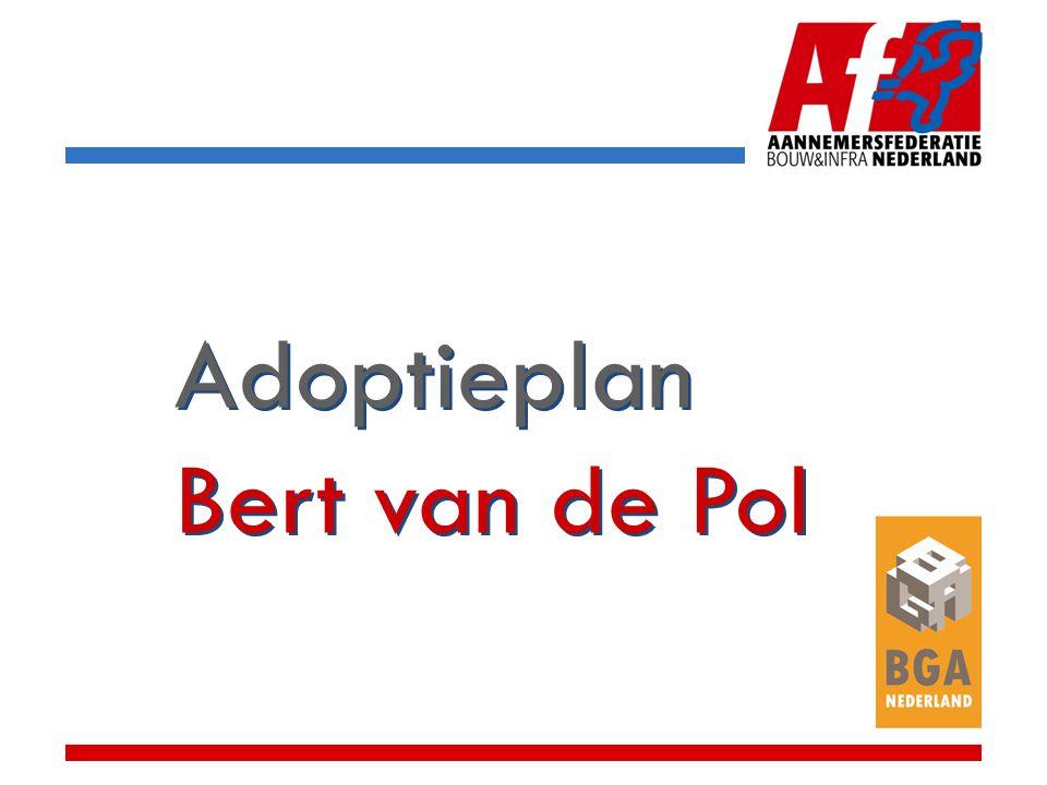 Adoptieplan Bert van de Pol Adoptieplan Bert van de Pol