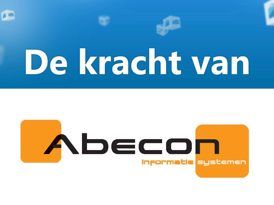 De kracht van Abecon Abecon helpt trainers en opleiders om samen efficiënter te werken.