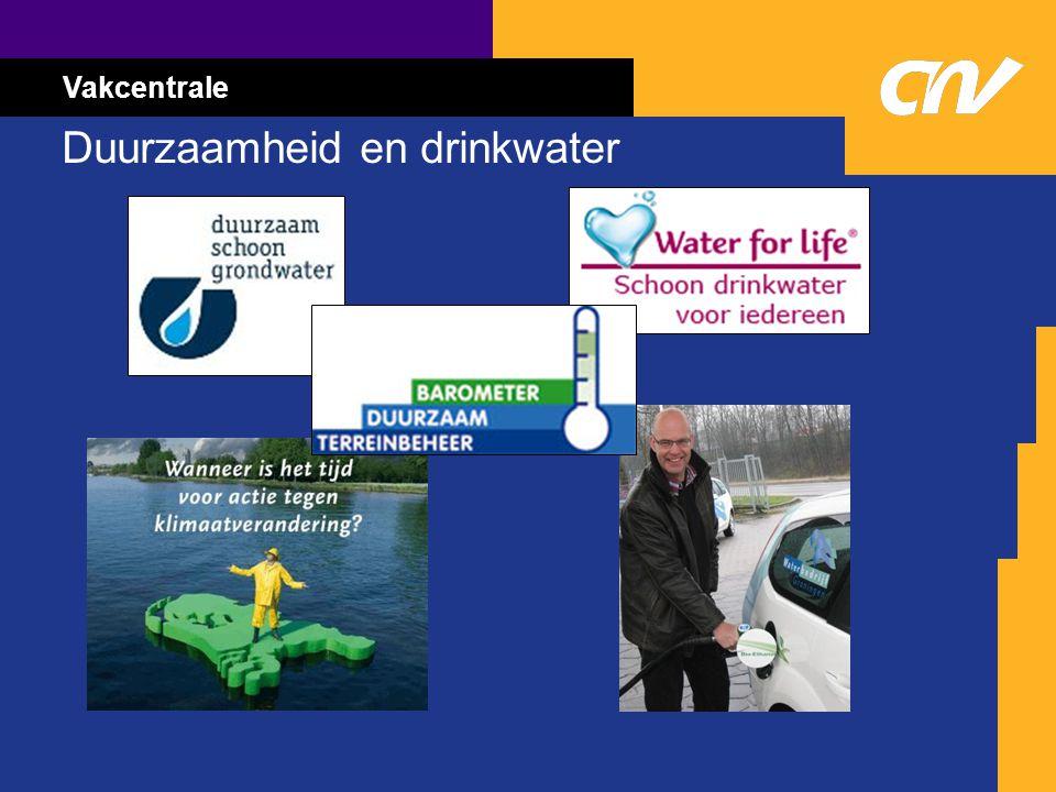 Vakcentrale 14 Indicatoren van duurzaamheid Onderwijs Bron: Monitor Duurzaam Nederland 2009