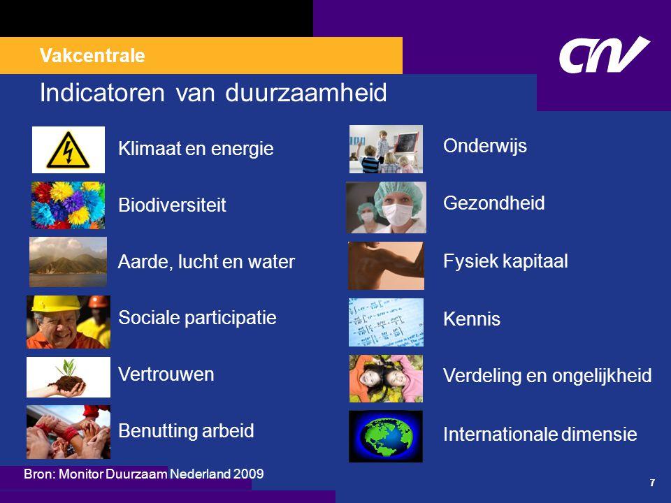 Vakcentrale OR en MVO