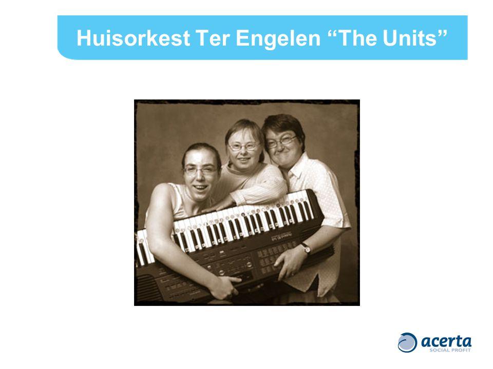 Huisorkest Ter Engelen The Units
