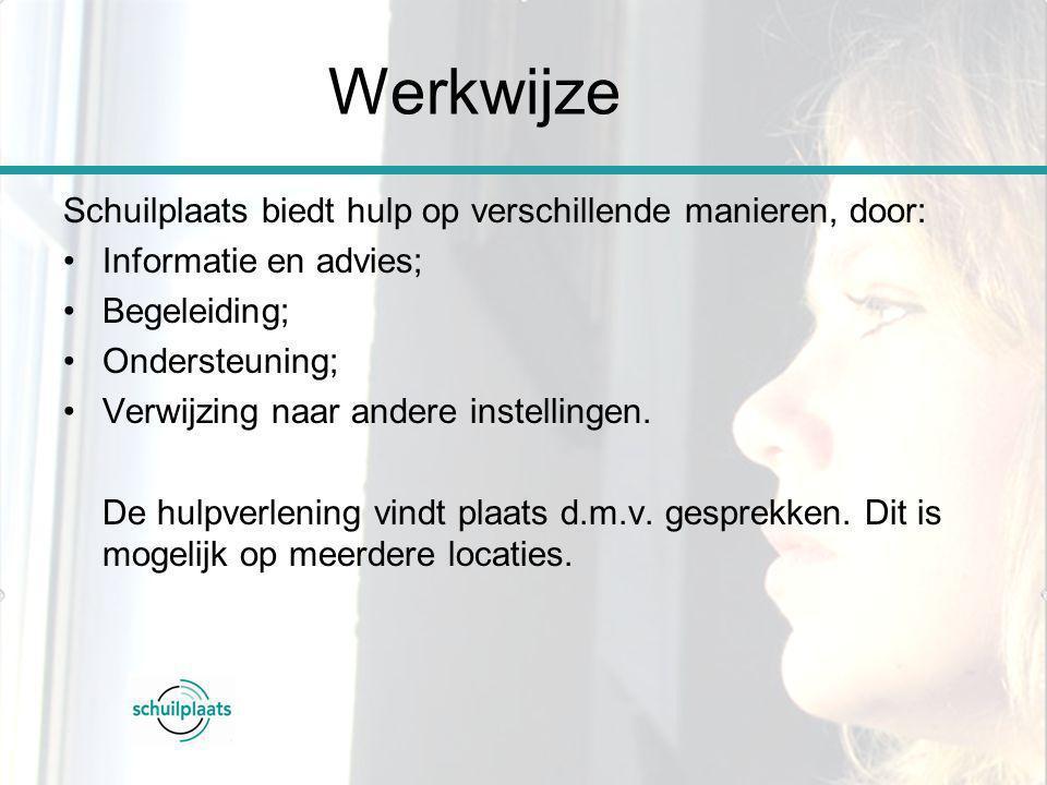Stichting Schuilplaats heeft haar hoofdvestiging in Veenendaal.