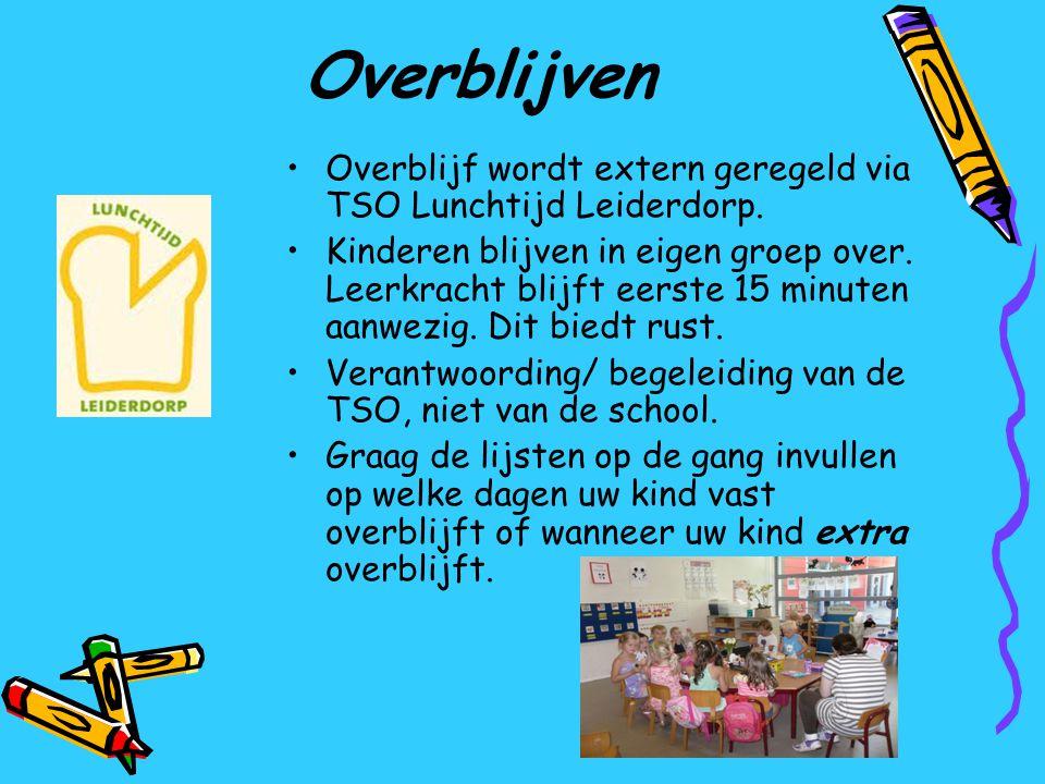 Klassenouders Klassenouders groep Jip en Janneke: Linda Verhoeven en Ingrid Ouwerkerk Klassenouders groep Floddertje: vacature!!!