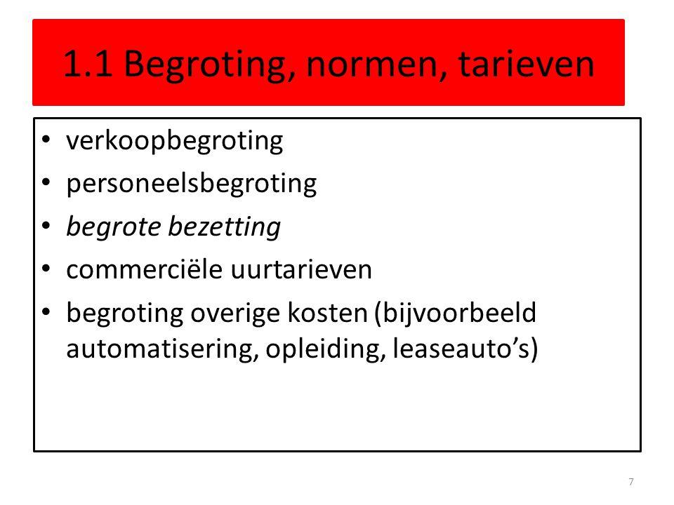 Verbandscontroles 18