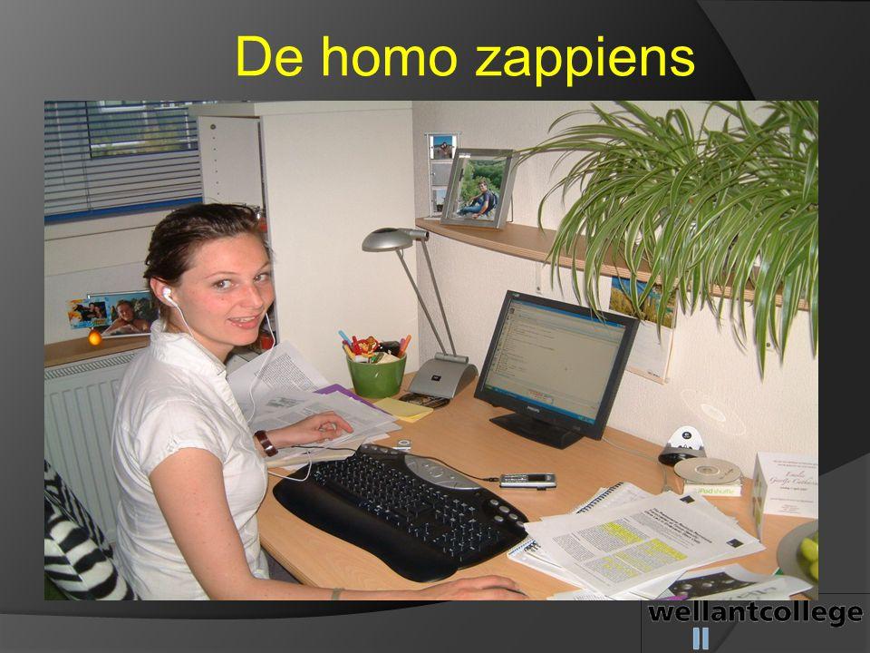 De homo zappiens