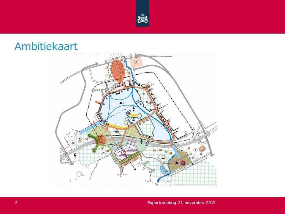 Opgave Almere Centrum Weerwater Regionaal centrumgebied met mix aan functies Complementair aan huidige centrum en regio Expertmeeting 21 november 20138