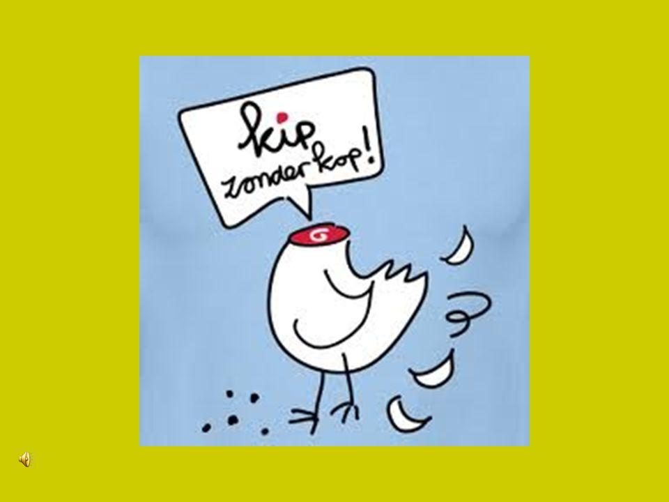 Follow the leader Doel van vanavond: Gebruik je verstand.