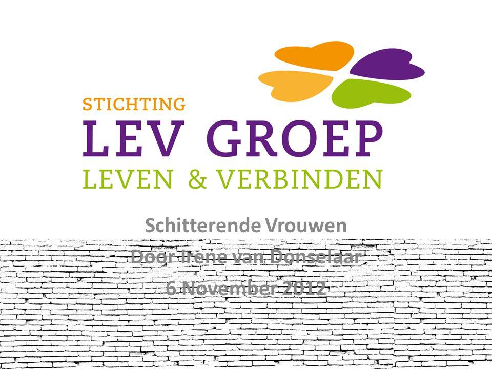 Schitterende Vrouwen Door Irene van Donselaar 6 November 2012