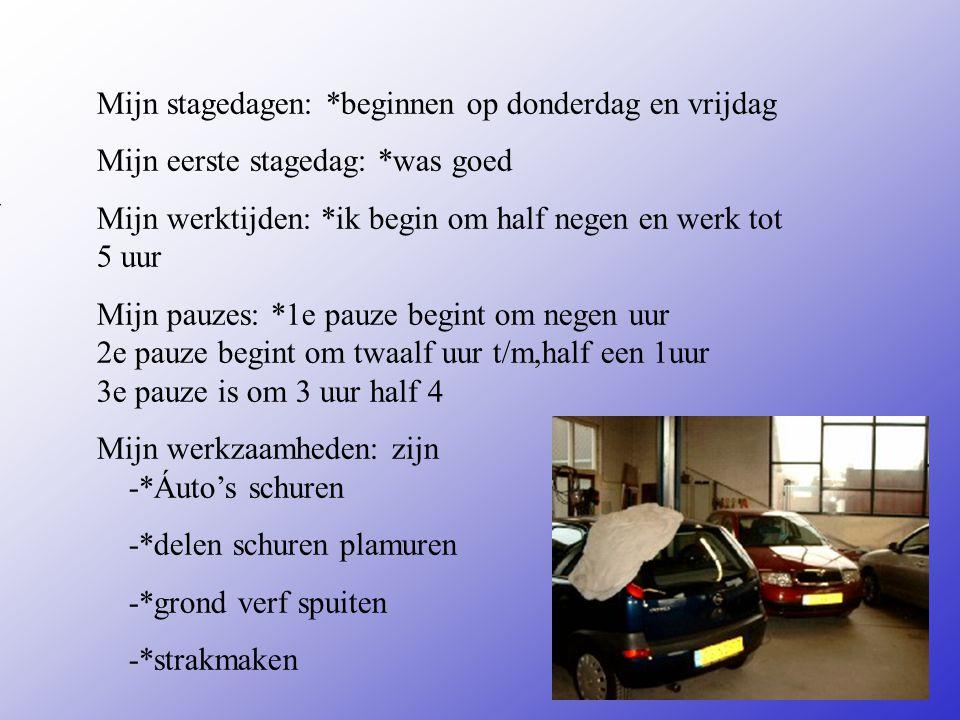 Kastelein is een Auto schade herstel bedrijf Adres: Industrieweg 6.