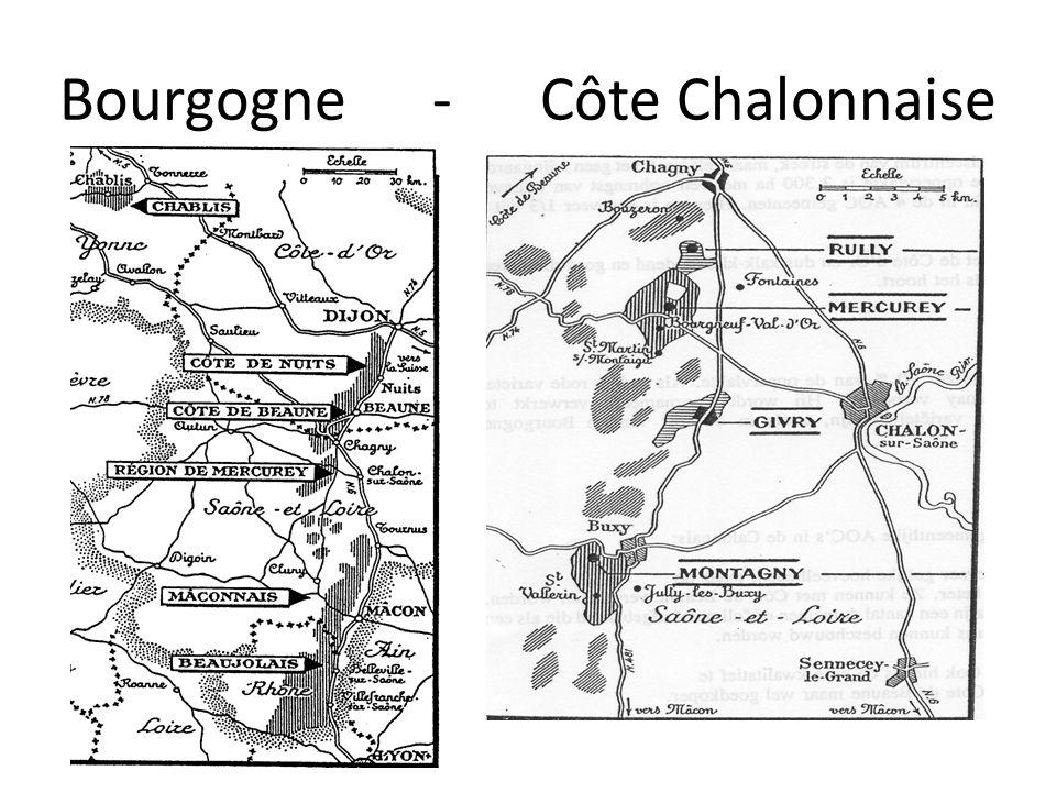 Bourgogne - Côte Chalonnaise