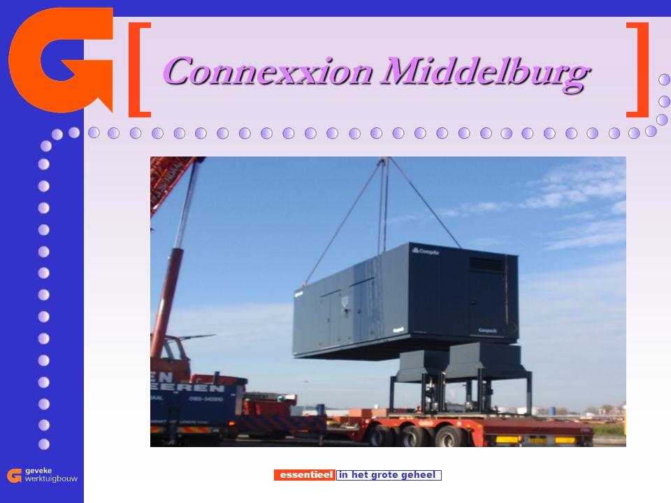 essentieel in het grote geheel Connexxion Middelburg