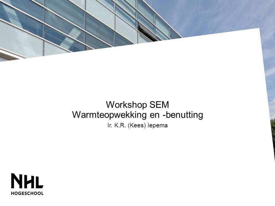 2 School name Het c Gemonitoorde energie-omzetters voor ruimteverwarming MicroWKK Combinair Combinatie microWKK en warmtepomp