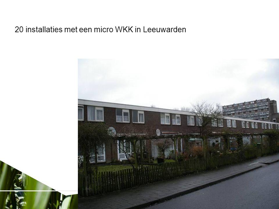 12 www.dem.isep.ipp.pt/ip2010 School name 20 installaties met een micro WKK in Leeuwarden
