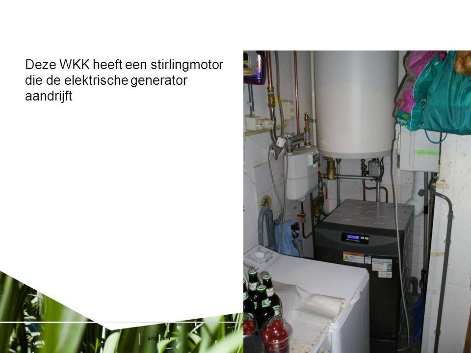 15 www.dem.isep.ipp.pt/ip2010 School name Deze WKK heeft een stirlingmotor die de elektrische generator aandrijft