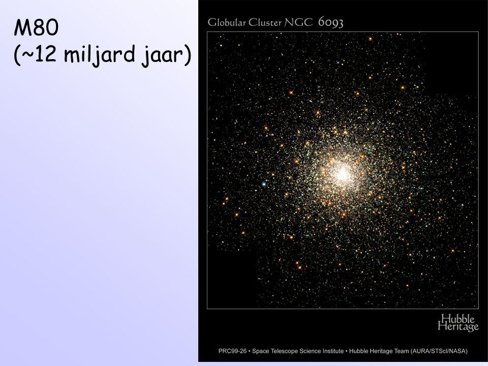 M80 (~12 miljard jaar)