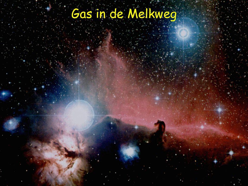 Gas in de Melkweg