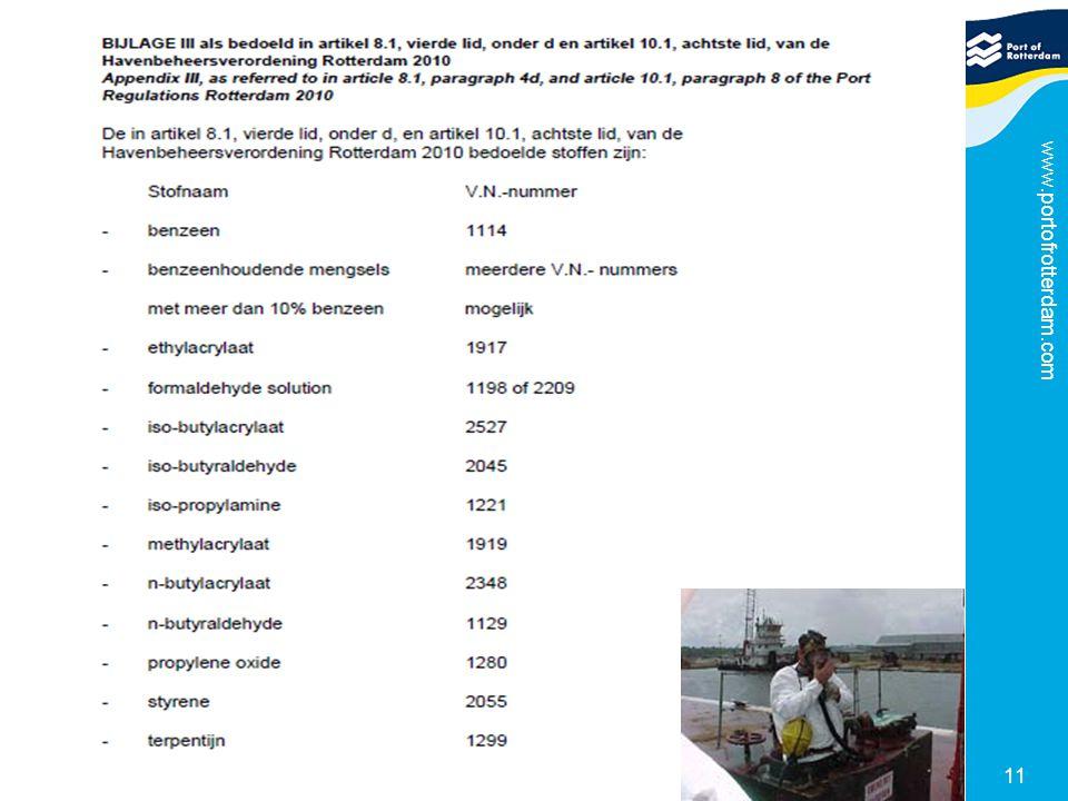 www.portofrotterdam.com 11