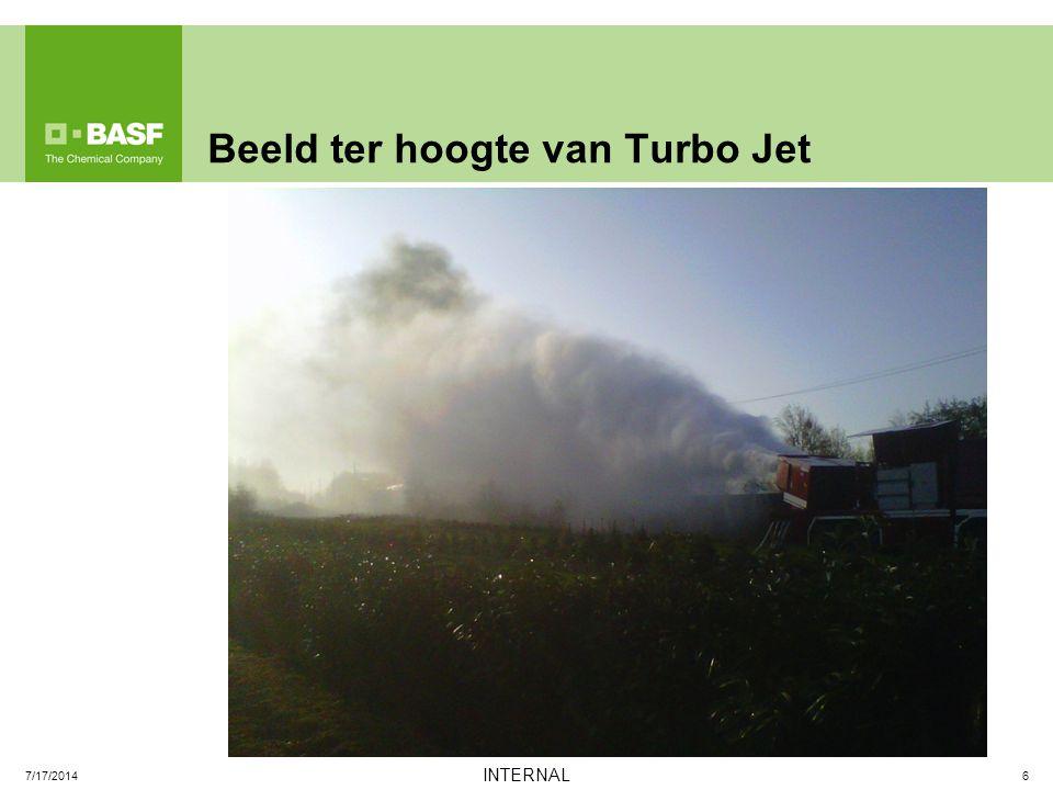 Beeld ter hoogte van Turbo Jet 6 INTERNAL 7/17/2014