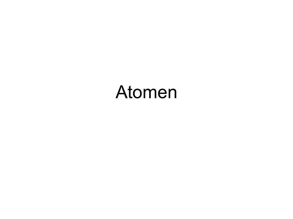 Moleculen zijn opgebouwd uit atomen Alle atomen van 1 soort zijn aan elkaar gelijk