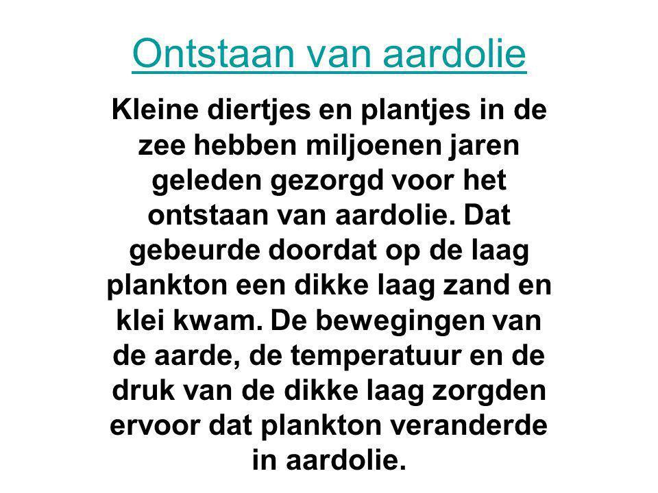Aardolieprijs/vat in $ op 7-11-2007 en evolutie sinds 5-12-2002 Besluit.