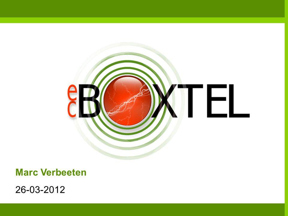 Marc Verbeeten 26-03-2012