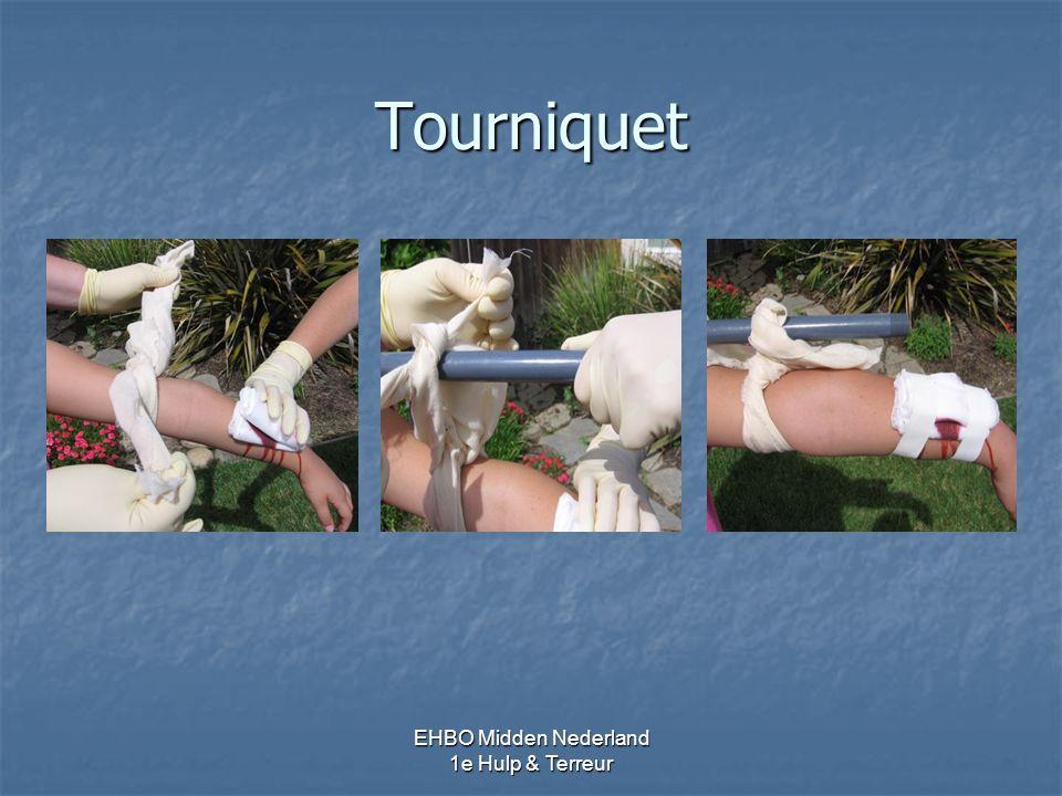 Tourniquet EHBO Midden Nederland 1e Hulp & Terreur