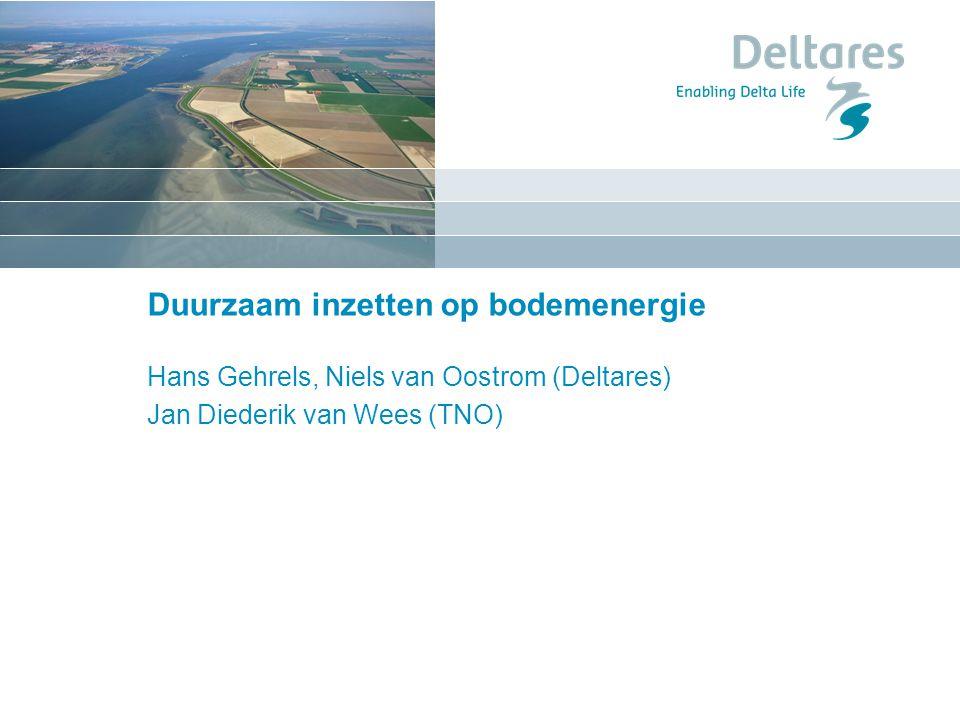 18 november 2009PAO Energie uit Water2 Programma 1.Inleiding (5 min) 2.Warmte-koude opslag (25 min) 3.Geothermie (15 min) 4.Discussie (15 min)