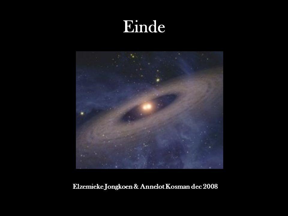 Einde Elzemieke Jongkoen & Annelot Kosman dec 2008