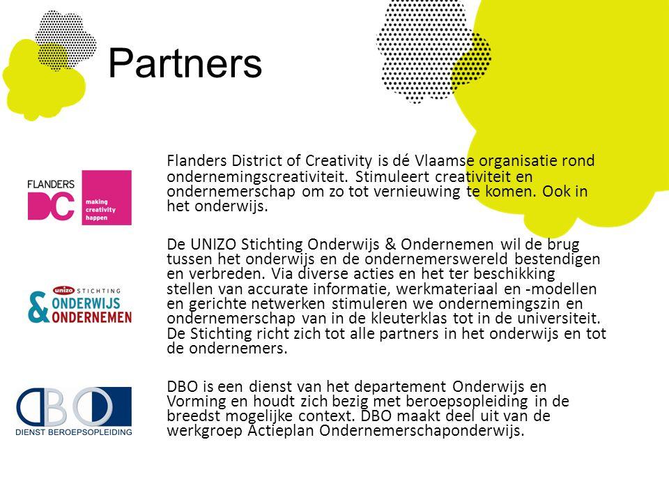 Deelnemers Vlaams secundair onderwijslandschap ALLE leerkrachten & leerlingen van de hoogste graad secundair onderwijs Jaarlijkse deelname van een 1000 tal leerlingen Wedstrijd wordt voor de 3 schooljaren door ons consortium georganiseerd.
