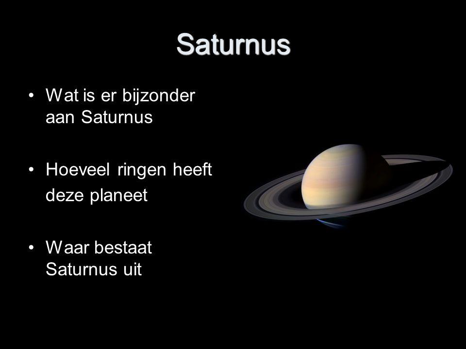 Uranus Uranus is een planeet met bijzondere kenmerken Waarom is Uranus omgevallen