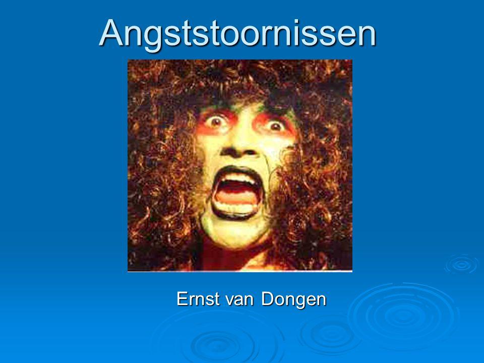 Angststoornissen Ernst van Dongen