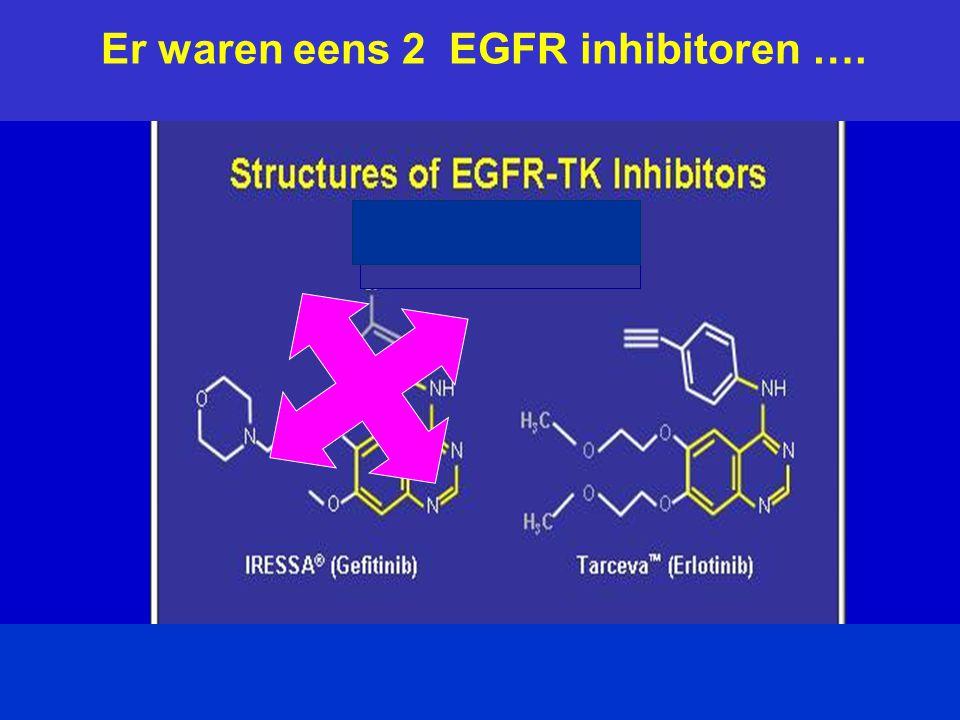 Er waren eens 2 EGFR inhibitoren ….