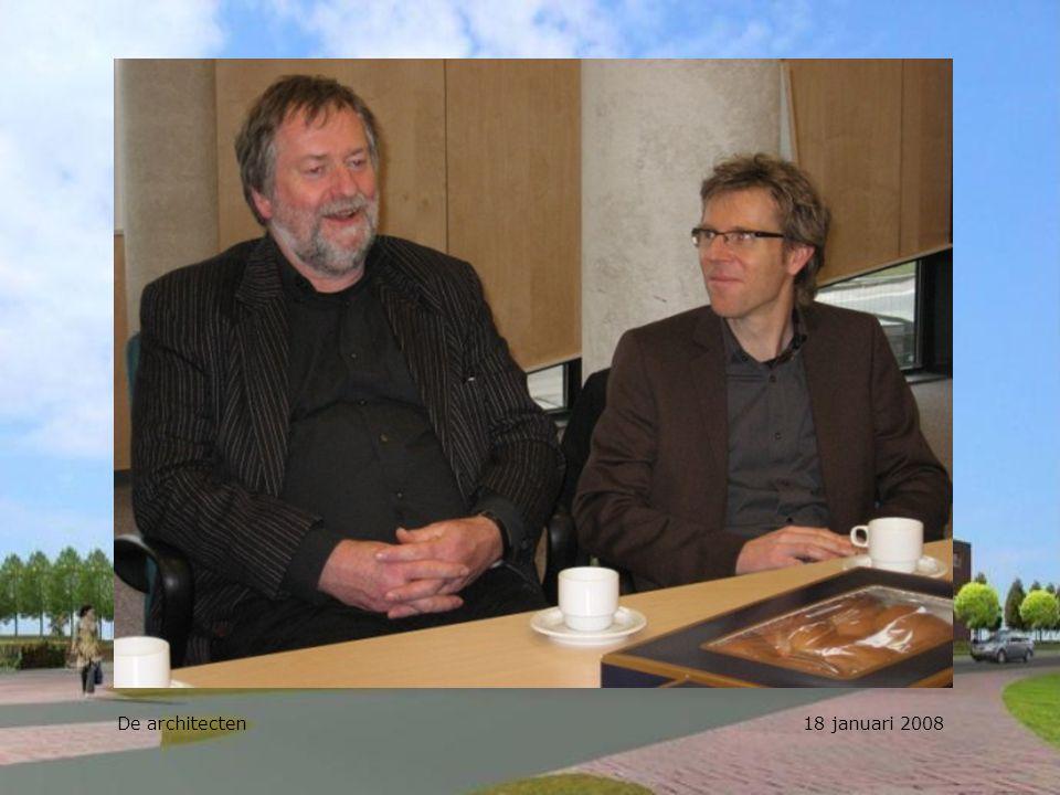 De architecten 18 januari 2008