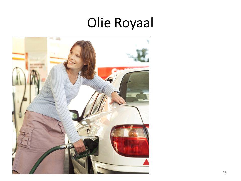 Olie Royaal 28