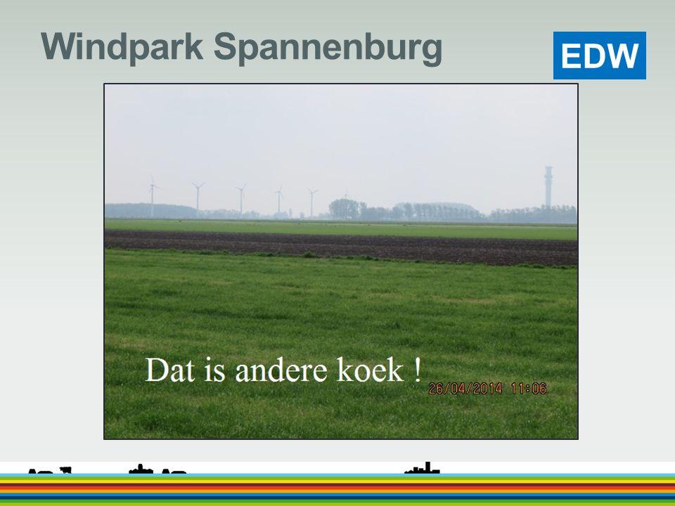EDW Windpark Spannenburg