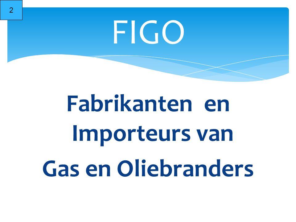 FIGO Fabrikanten en Importeurs van Gas en Oliebranders 2
