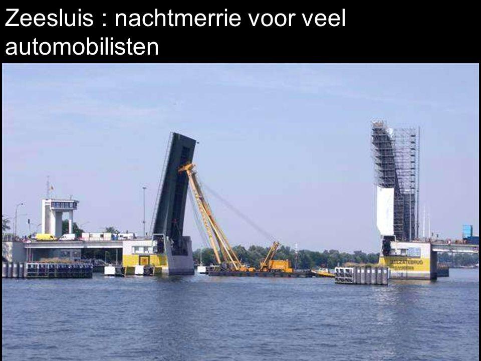 LNG-terminal Toevoer van vloeibaar gas.