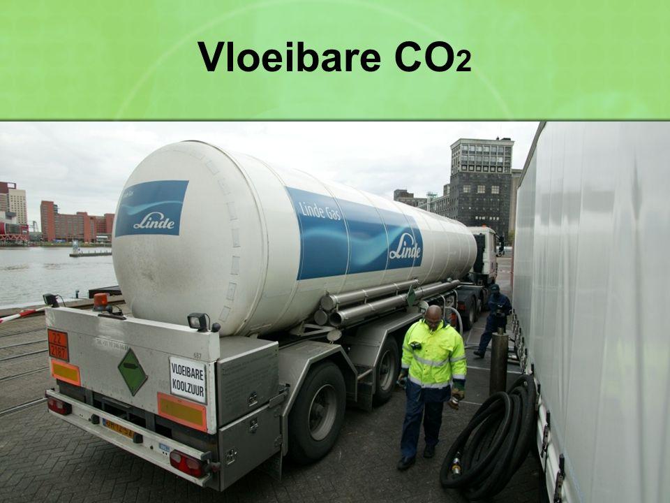 Vloeibare CO 2
