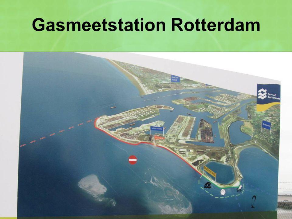 Gasmeetstation Rotterdam