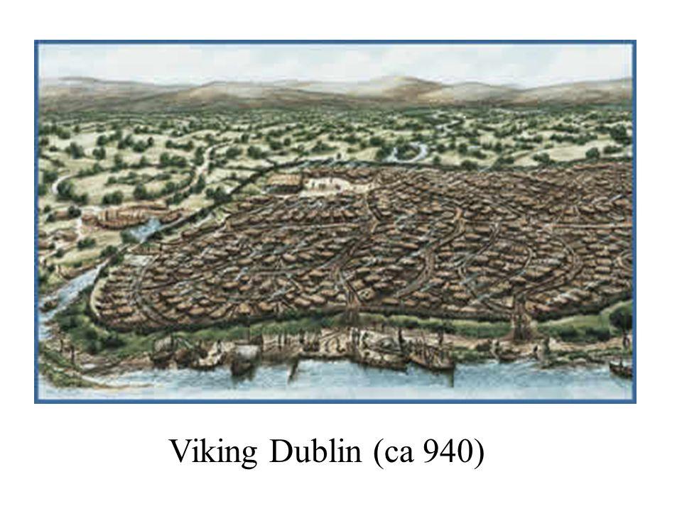 Viking Dublin (ca 940)