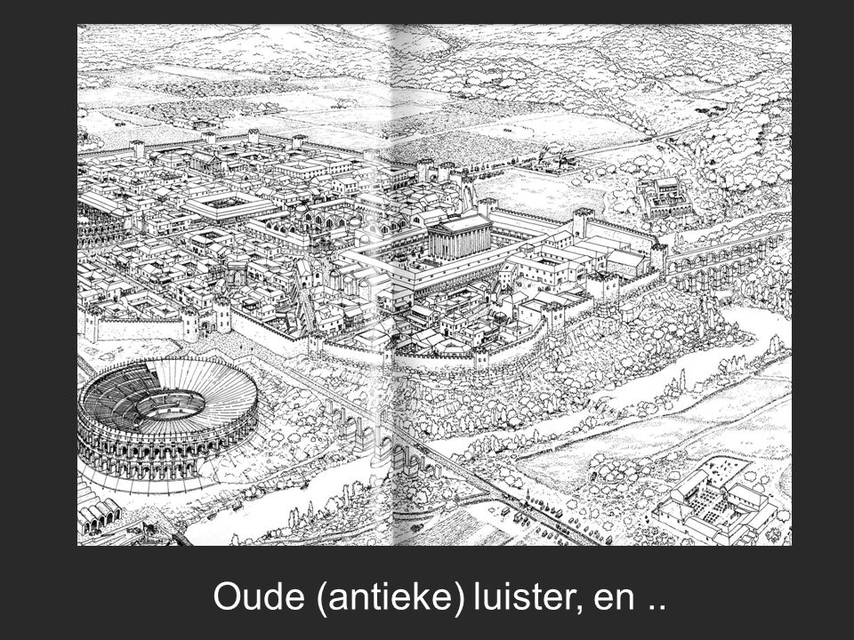 'Steden' in vroege middeleeuwen PRIMAIR volgens Innes: 'Centres of power' = Plaatsen waar belangrijke personen (vaak) resideren = Plaatsen van 'publieke handelingen' & 'tournaments of value' plaatsvinden = Plaatsen met vooral politieke, sociale en religieuze centrumfunctie