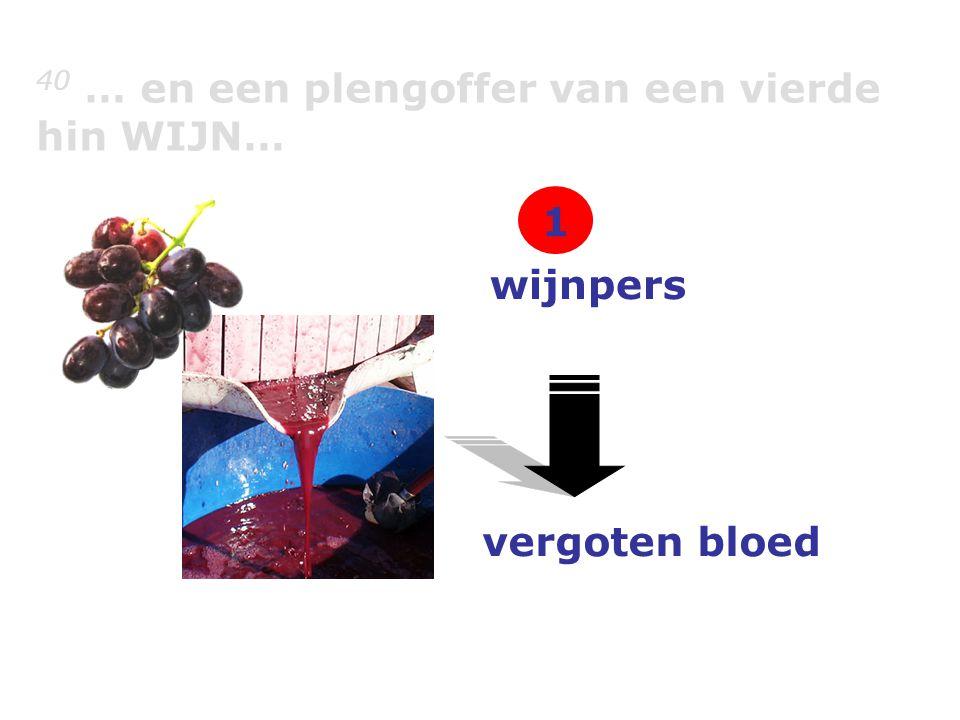 wijnpers vergoten bloed 1
