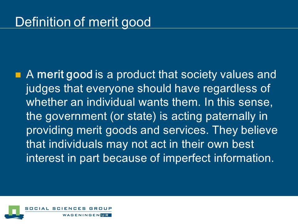 Over 'merit goederen' Zijn niet-specifiek-geschoolde ondeskundige bestuurders in staat om de waarde van het landschap juist in te schatten en om belangrijke besluiten te nemen.