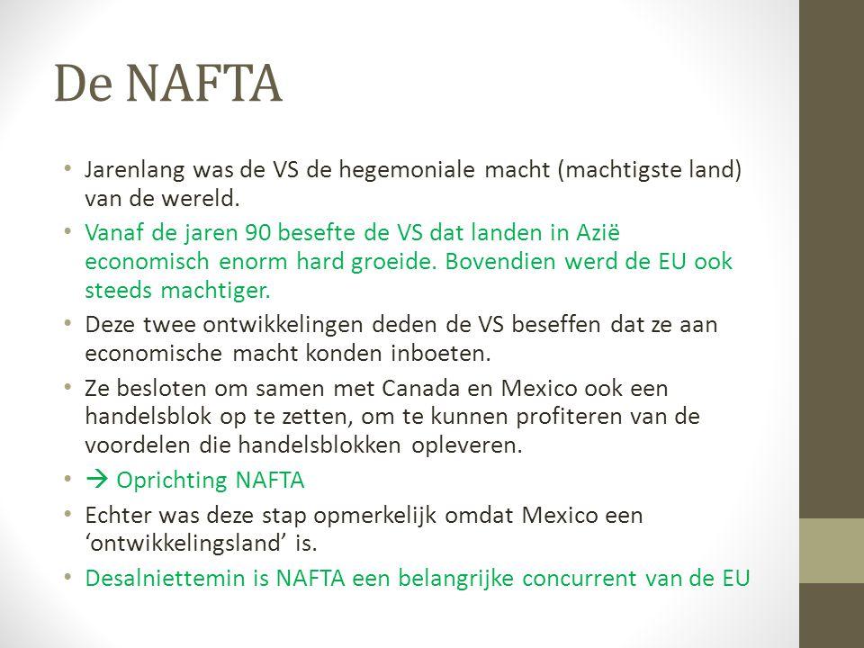 Goed of slecht.NAFTA 10 jaar later.