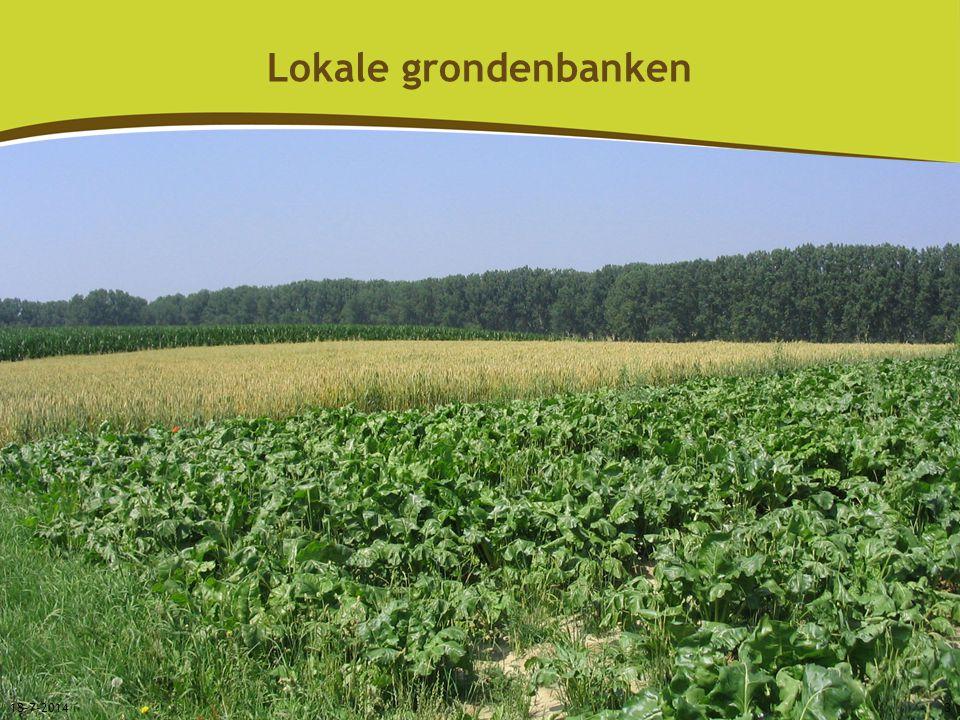 3 Lokale grondenbanken